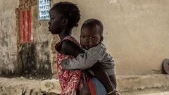 Дети погибли от холеры в Нигерии
