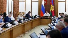 Губернатор Краснодарского края потребовал разработать алгоритм для соразмерности строительства жилья и соцобъектов