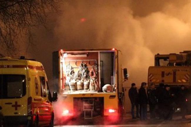 Пострадавший при трагедии натепломагистрали получил серьезыне ожоги