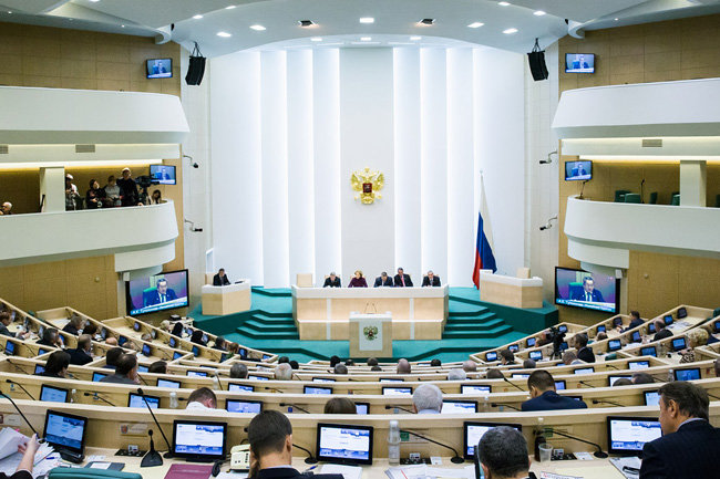 Совфед принял закон о возможном признании СМИ иноагентами