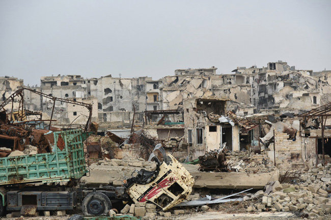Новые жертвы повлек засобой авианалет приверженцев Асада вВосточной Гуте