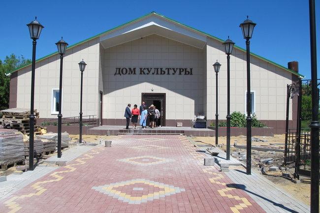 В Воронежской области до конца года введут в строй три дома культуры