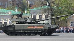 Российскую «Армату» признали небоеспособной