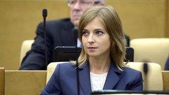 Своих не бросаем: Поклонская высказалась о продлении «крымских» санкций
