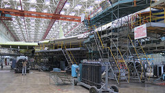Провал «суверенно-стабильной» экономики: производство авиатехники в России упало на 42%