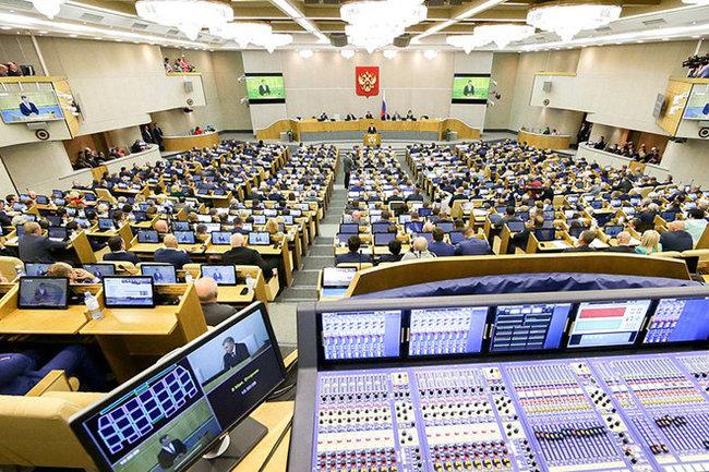 Госдума рассмотрит законопроект об ответственности за исполнение санкций США 15 мая