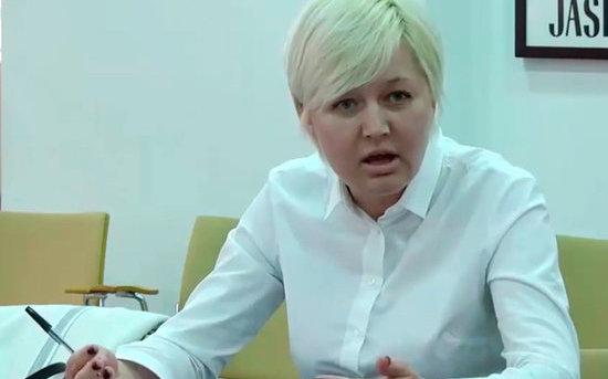 Писательница-националистка несмогла вынудить телеведущую перейти наукраинский