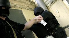 Московские полицейские задержали приезжего с 32 кг героина