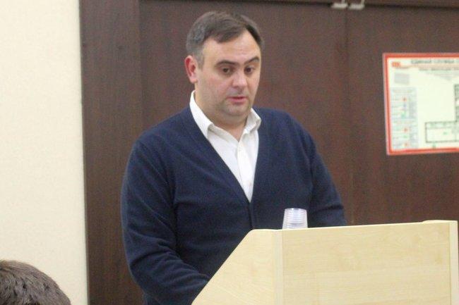 Алексей Ведешин
