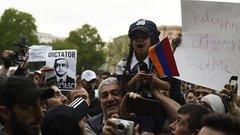 Протестующие вЕреване определились сбудущим премьером