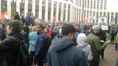 Хазин: России «оранжевая революция» не грозит