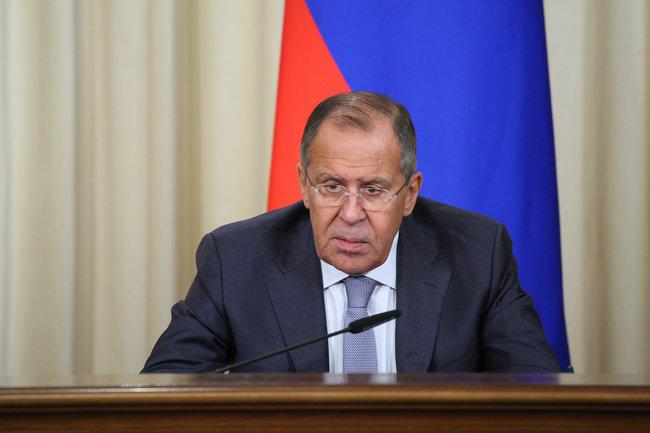 Лавров прокомментировал сообщения осотнях погибших граждан России вСирии