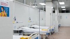 В ковидном госпитале ОКБ Сургута развернуто 800 коек для пациентов
