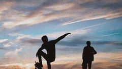 В парке 400-летия Красноярска до конца года построят скейт-парк за 10 миллионов