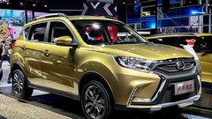 Новый китайский кроссовер копирует  Lada XRAY