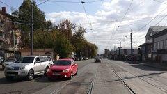 Тульские власти приняли отремонтированную Оборонную улицу