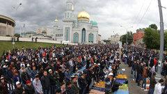 В Омске перекроют две улицы из-за празднования Ураза-байрама