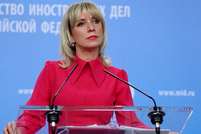 Захарова оценила промежуточные итогои расследования покрушению MH17