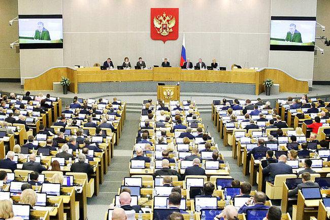 Депутаты одобрили закон о контрсанкциях во втором чтении