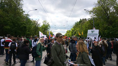 Оппозиции согласовали митинг 10 июня на Сахарова