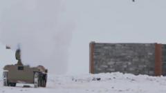 Концерн «Калашников» испытал боевых роботов «Соратник» и «Нахлебник»