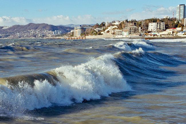 Крым море курорт