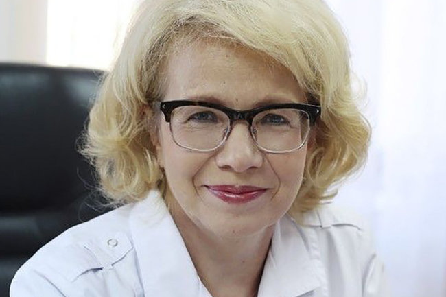 Ирина Кукарская