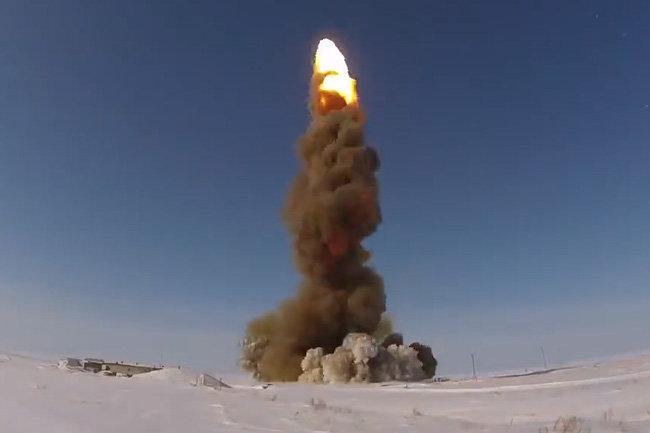 ракета минобороны