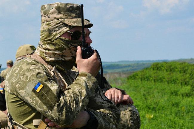 ВСУ армия Украина