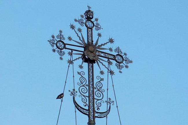 рпц церковь крест