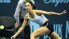 Анастасия Мыскина покидает женскую сборную России по теннису