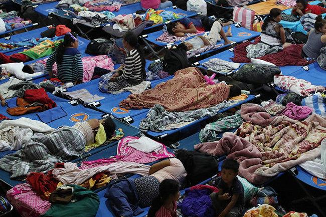 Гватемала попросила мир о помощи после извержения вулкана
