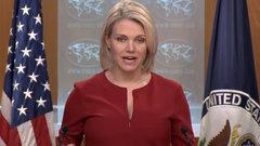 Науэрт назвала США «главным донором гумпомощи» в мире