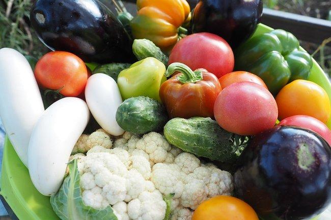 Вегетарианская диета для похудения подойдет как для вегетарианцев.