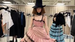 Дочь носибирского депутата засветилась на Неделе высокой моды в Милане