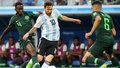 Аргентина Нигерия
