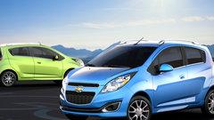 Chevrolet представил Spark образца 2013 года