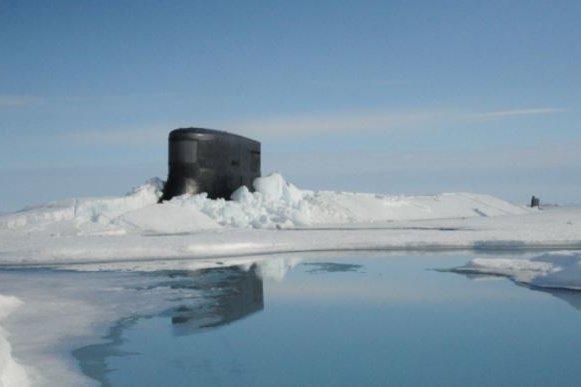 Эксперт: почему подлодки США не приспособлены к Арктике
