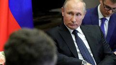 «Хорошая мина при плохой игре»: очетком ответе Путина наизвивы «дела Скрипаля»