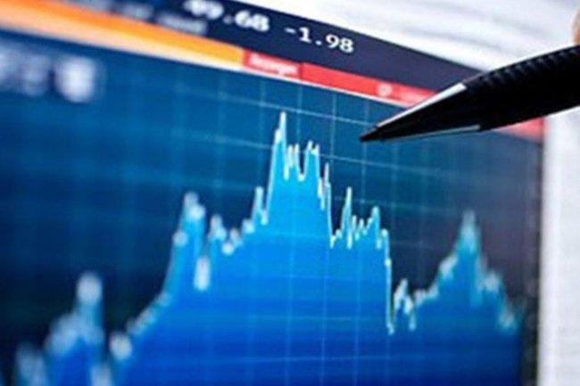 график биржа