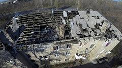 Рядом софисом ОБСЕ вДонецке прогремел взрыв