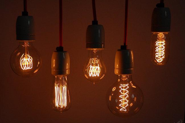 Лампы с нитью накаливания