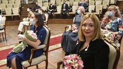 В Новосибирской области 11 многодетных матерей получили знак отличия «За материнскую доблесть»