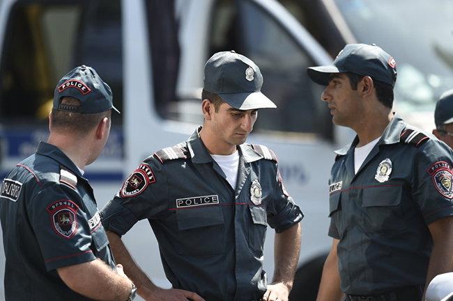 Полиция Армения