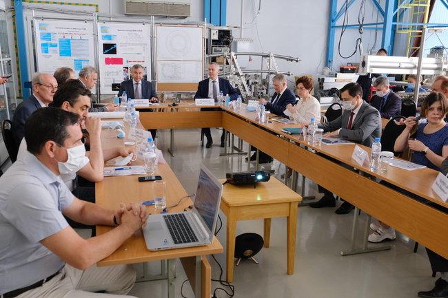 Губернатор Новосибирской области обсудил с главой Минобрнауки РФ развитие проектов в Академгородке 2.0