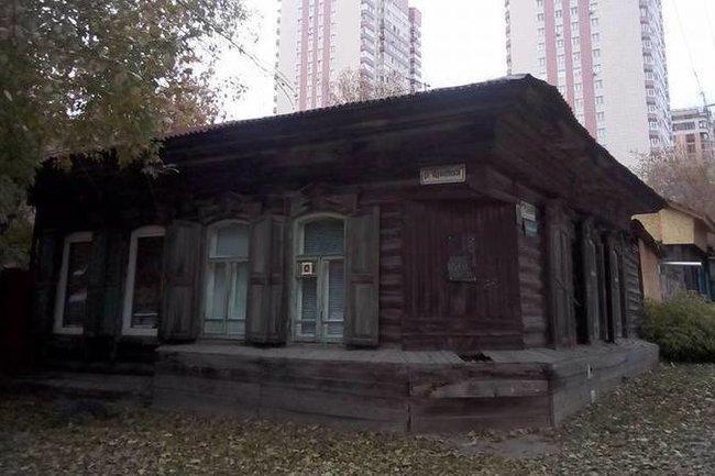 Новосибирский дом Янки Дягилевой