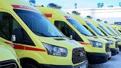 В Кировской области Единая служба скорой медицинской помощи получила 20 машин