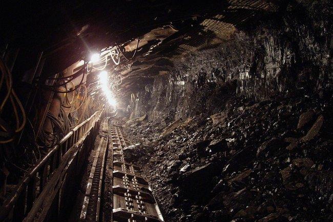 Каменный уголь/шахта