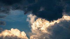 В Новосибирской области объявили штормовое предупреждение