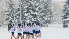 Организаторы объяснились замарш раздетых школьниц вЕкатеринбурге